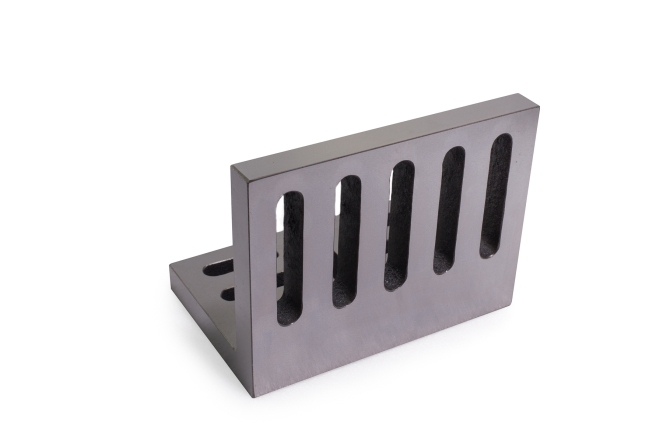 Open Angle Plates - Ground